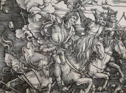 Durer e il Rinascimento, tra  Germania ed Italia.