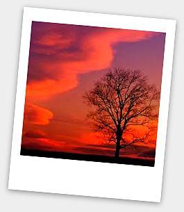 Il mio tramonto...