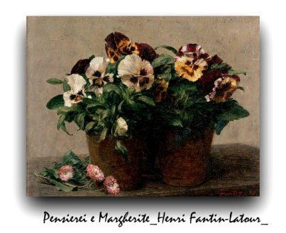 Il pittore dei fiori...