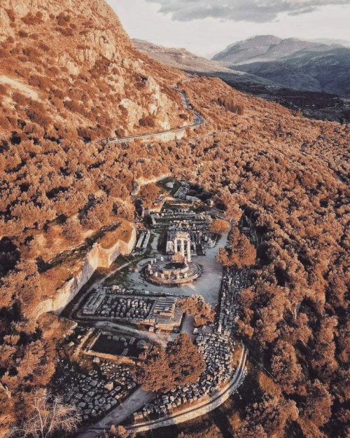 L'oracolo ...a Delphi.